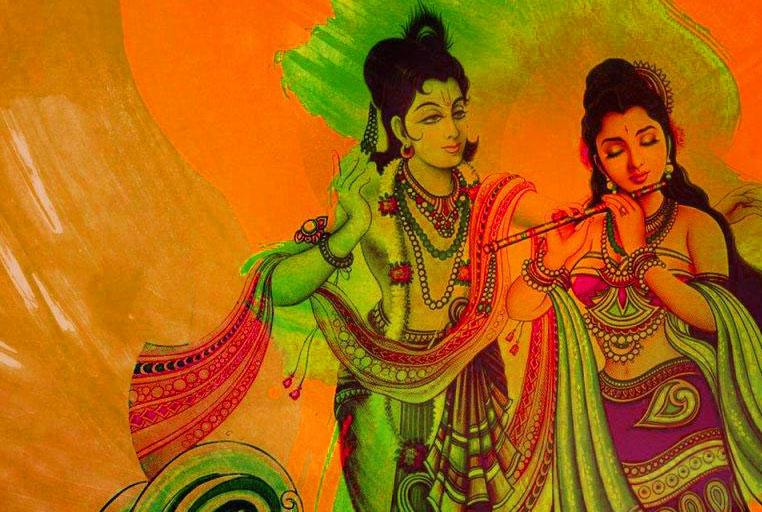 Radha Krishna Wallpaper 73