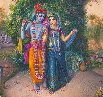Radha Krishna Wallpaper 79