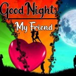 Romantic Good Night Wallpaper 71