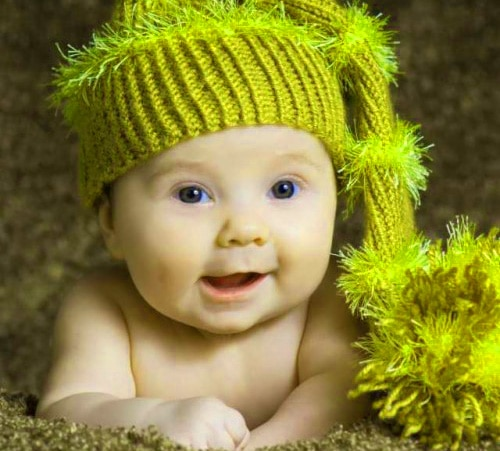 Cute Baby Whatsapp DP Images 5