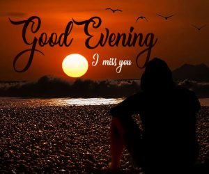 Free Good Evening Wallpaper