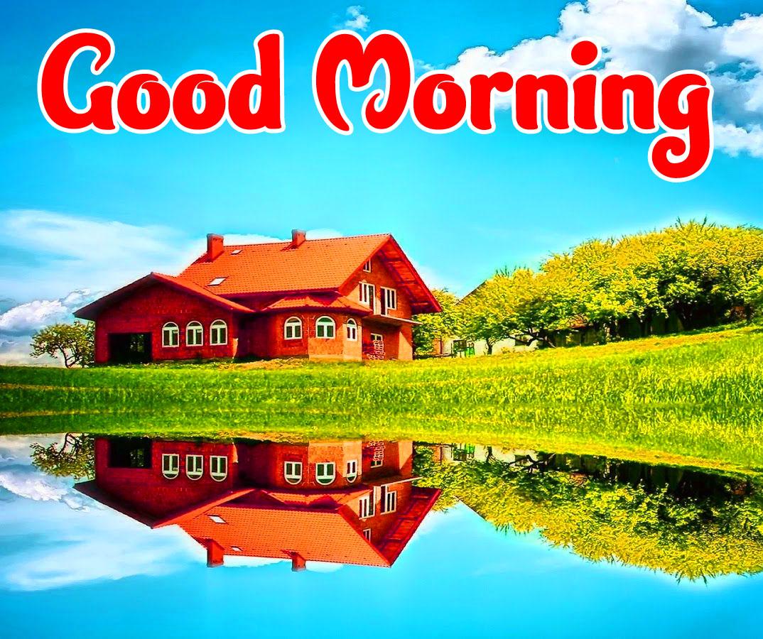 Free Nature Good Morning Wallpaper 2