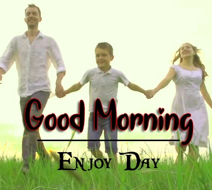 Happy Family Good Morning Wishes Images 1