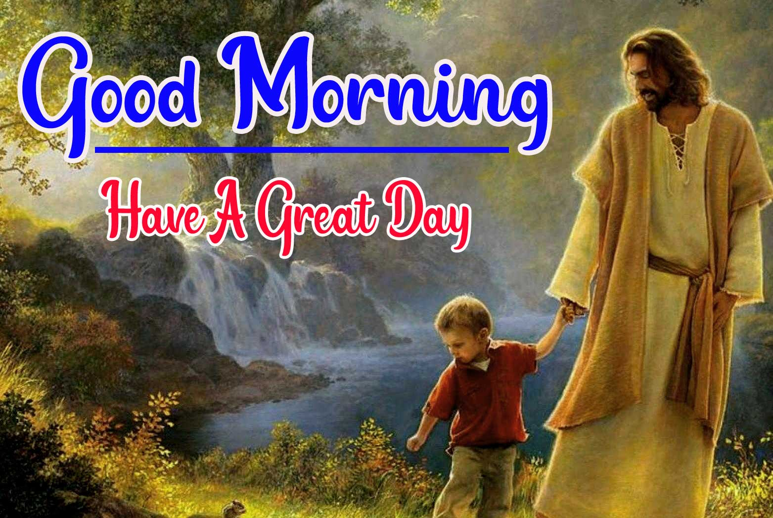 Lord Jesus good morning Wishes Pics New Download