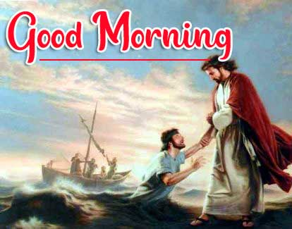 Lord Jesus good morning Wishes Pictures HD Download