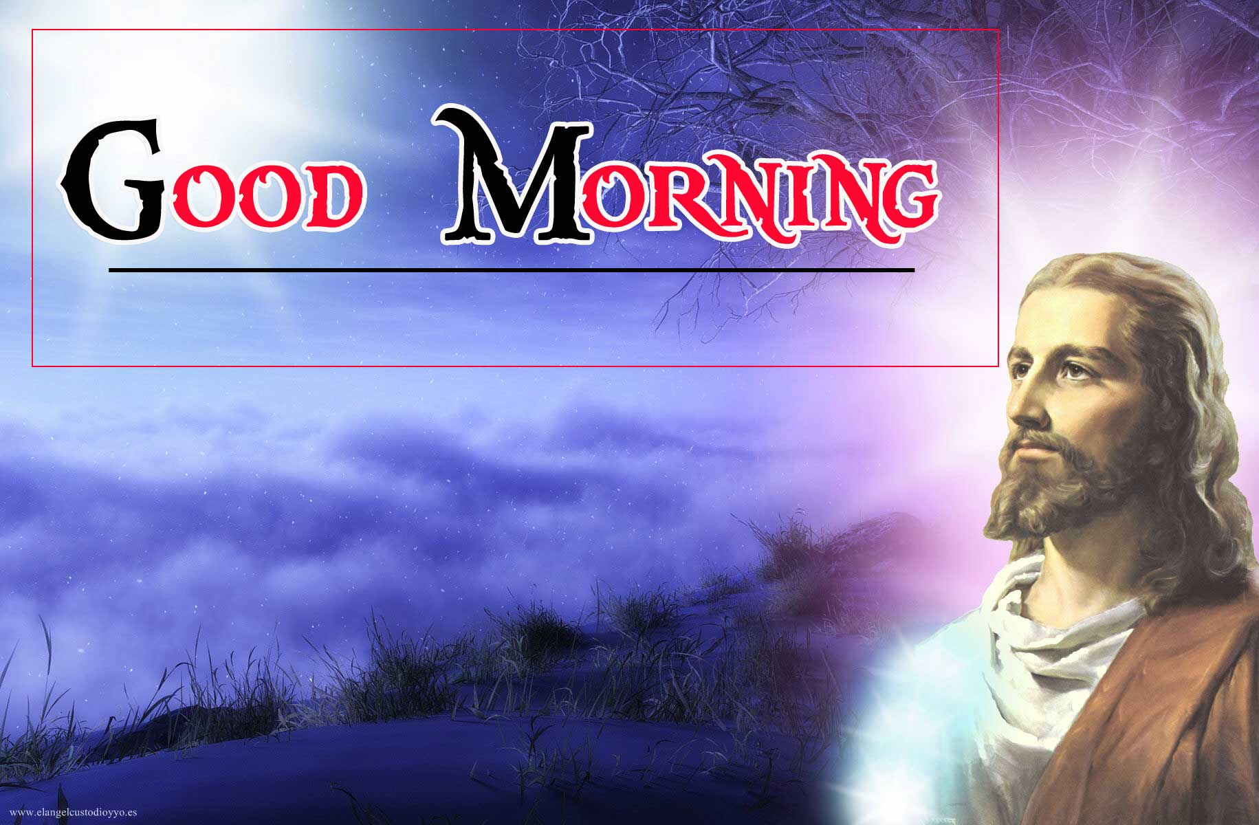 Lord Jesus good morning Wishes