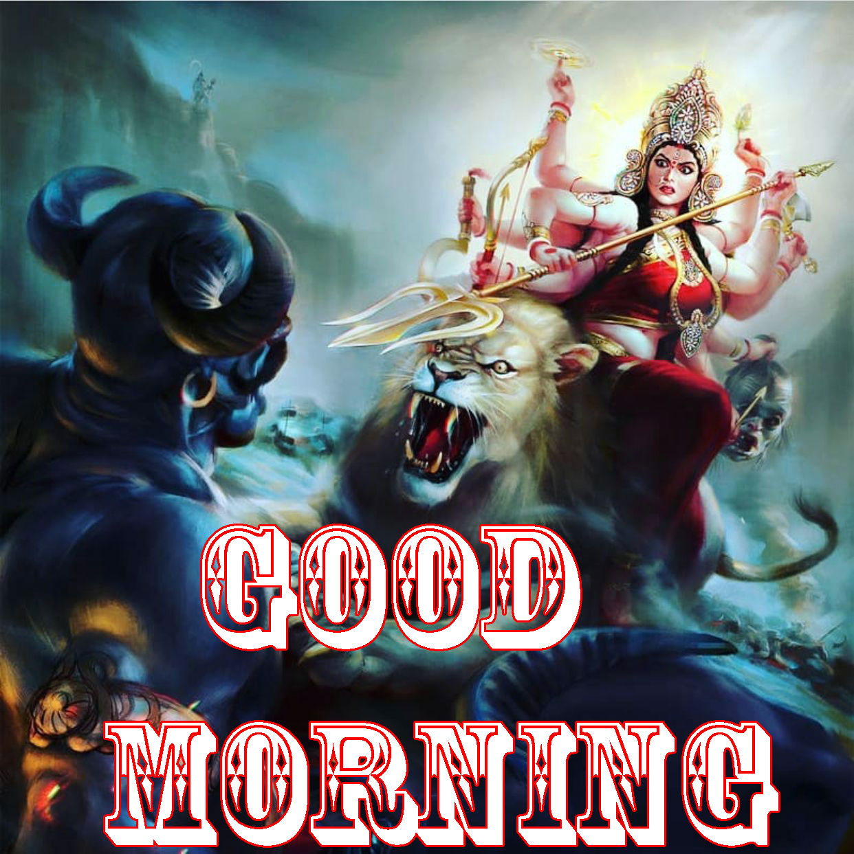 Maata Di Good Morning Images 1