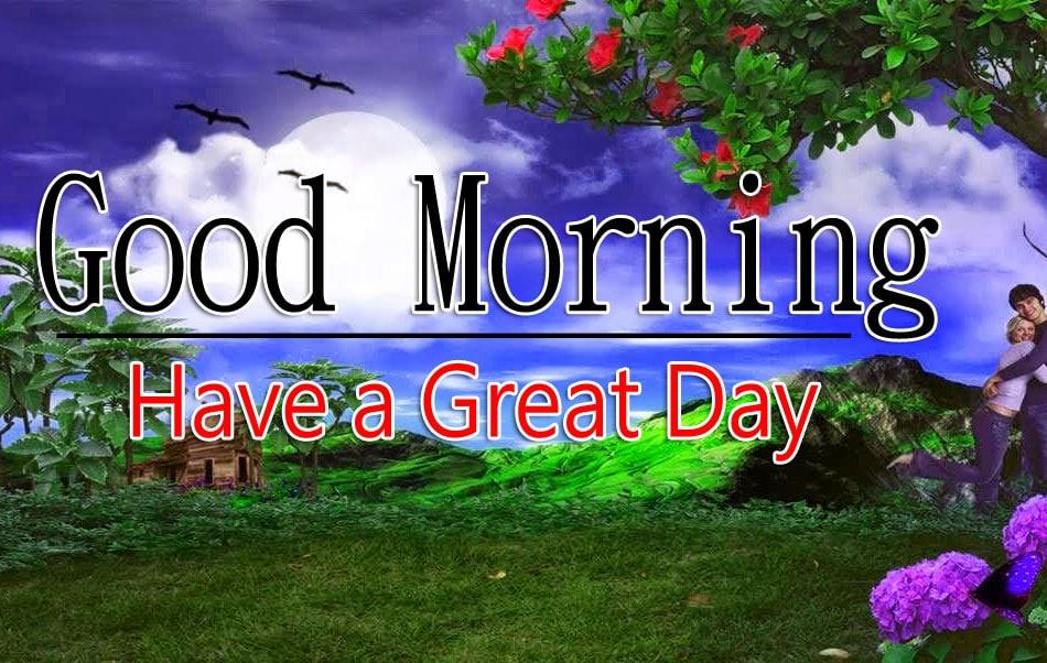 Nature Good Morning Wallpaper 1