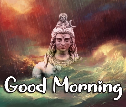Shiva Good Mornign Wallpaper 1
