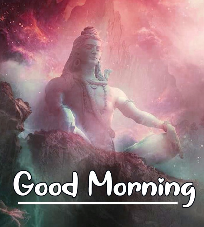 Shiva Good Mornign Wallpaper 16