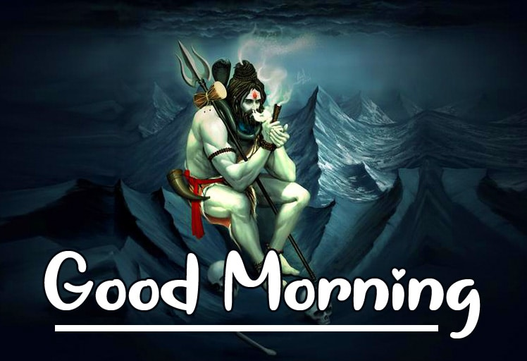 Shiva Good Mornign Wallpaper 17