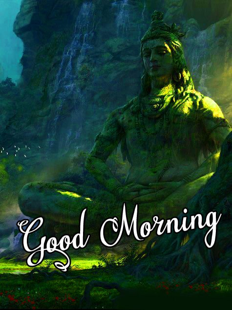 Shiva Good Mornign Wallpaper 19