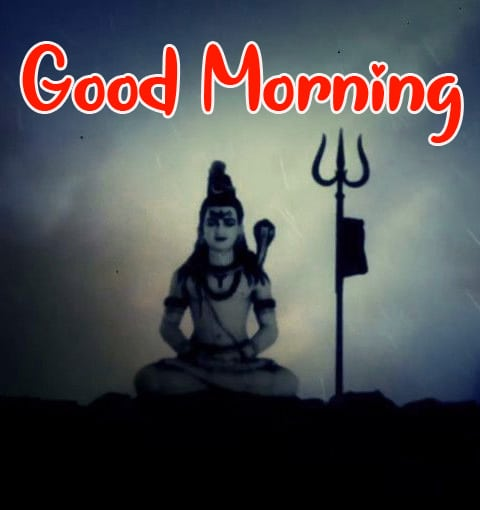 Shiva Good Mornign Wallpaper 2