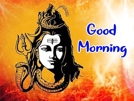 Shiva Good Mornign Wallpaper 23