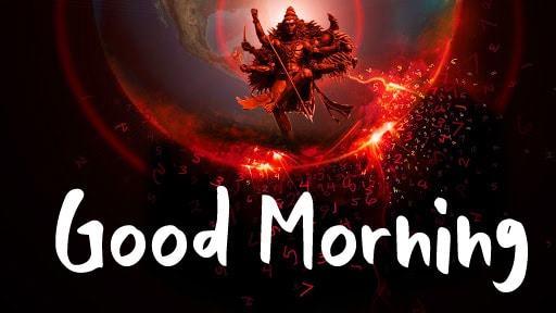 Shiva Good Mornign Wallpaper 4