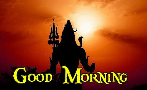 Shiva Good Mornign Wallpaper 5
