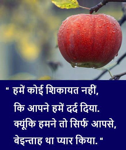 Very Sad Dard Bhari Shayari Images 21