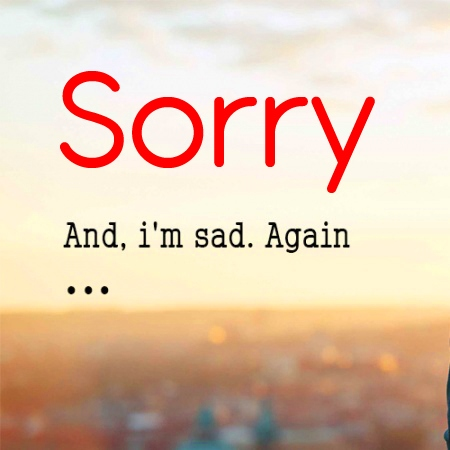 I am Sorry Images Pics Download Free