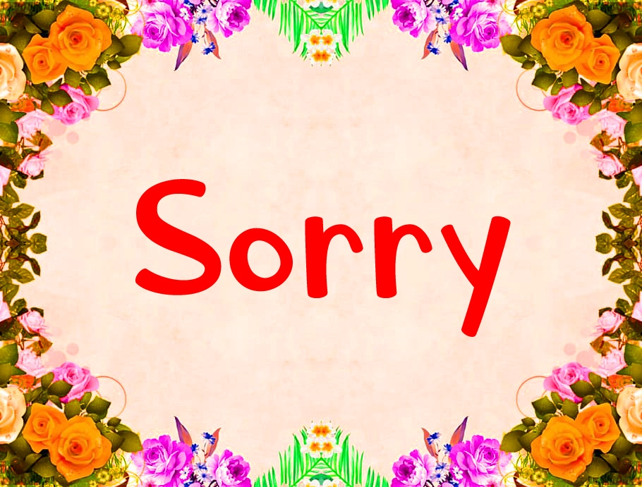 I am Sorry Images 31