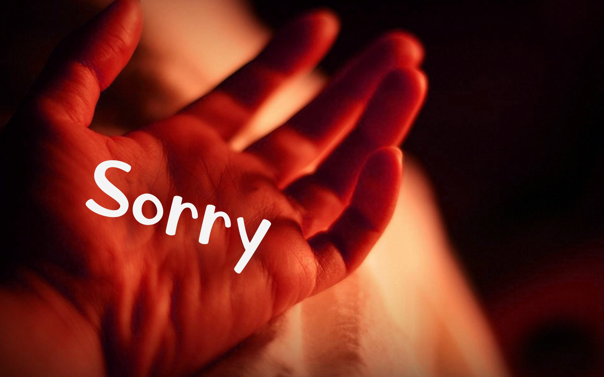 I am Sorry Images Pics Free for Facebook