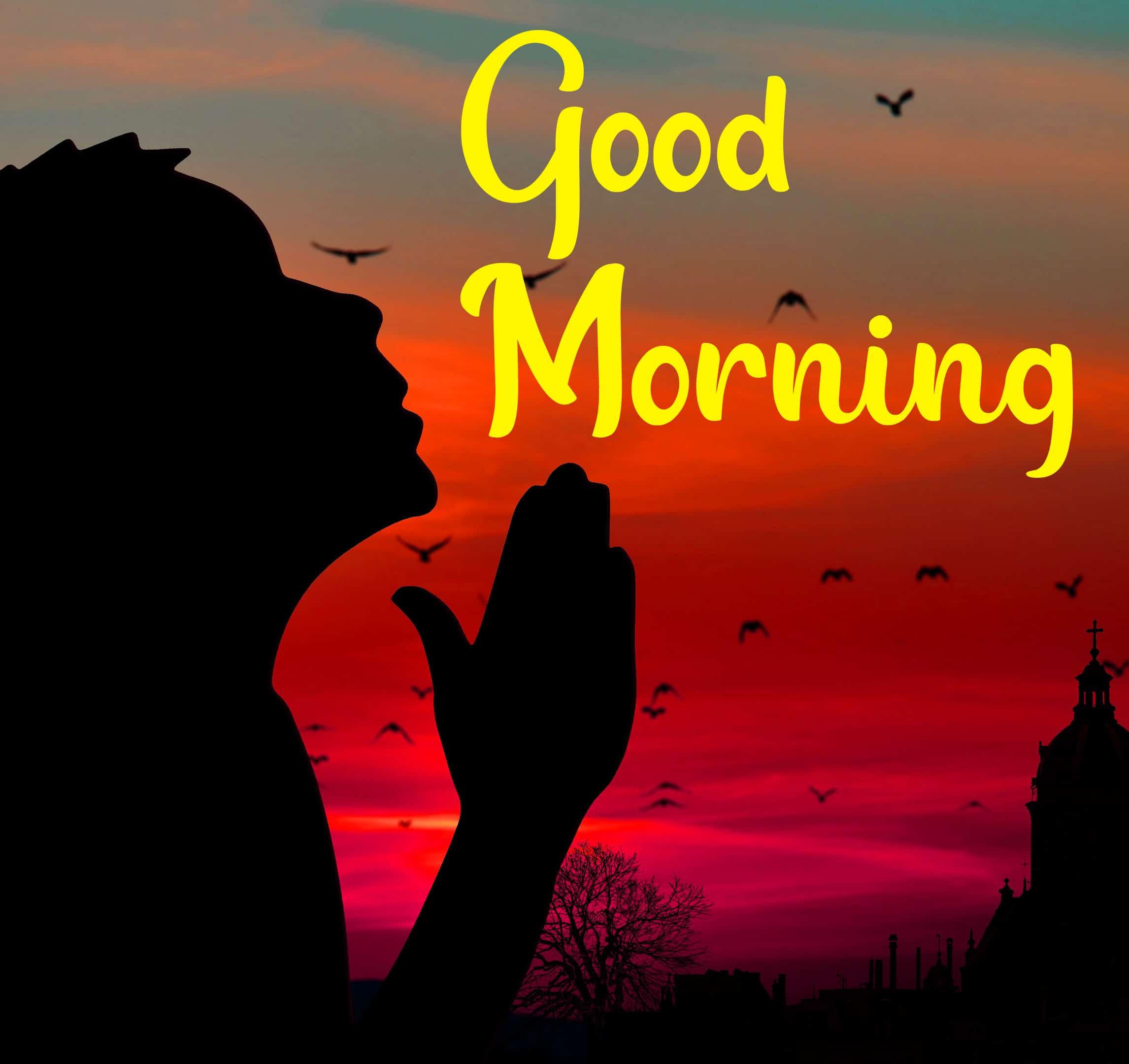 Jesus Pray Good Morning Images 17