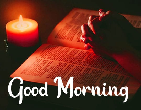 Jesus Pray Good Morning Images 23