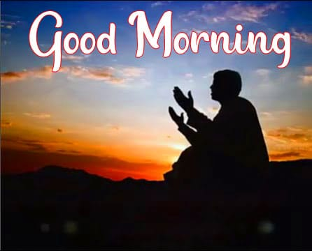 Jesus Pray Good Morning Images 24
