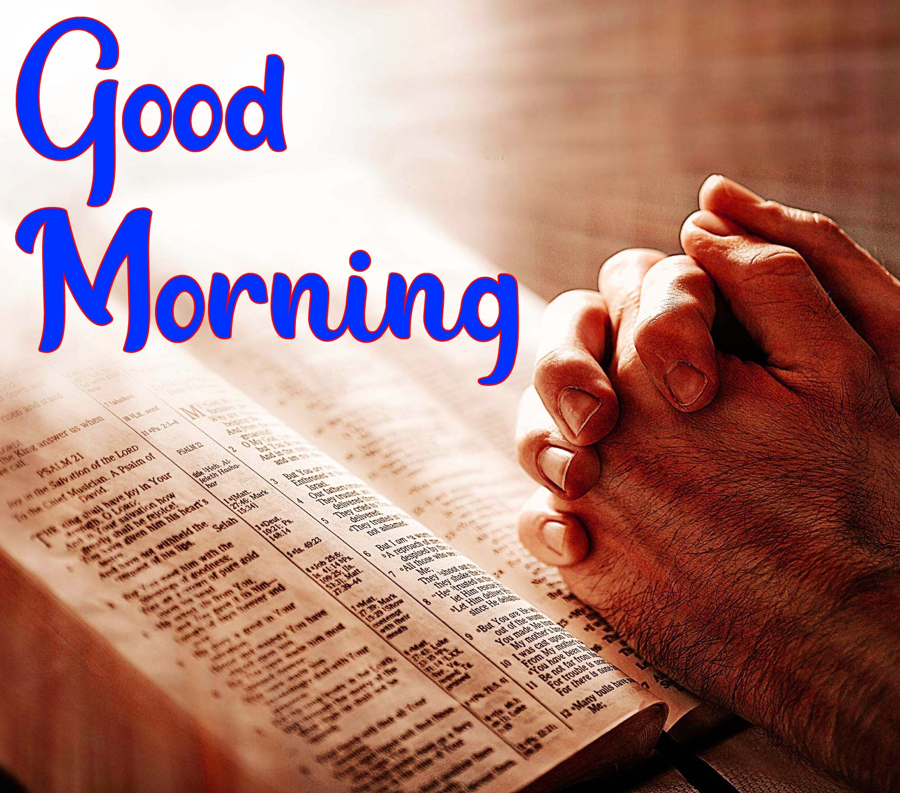 Jesus Pray Good Morning Images 78