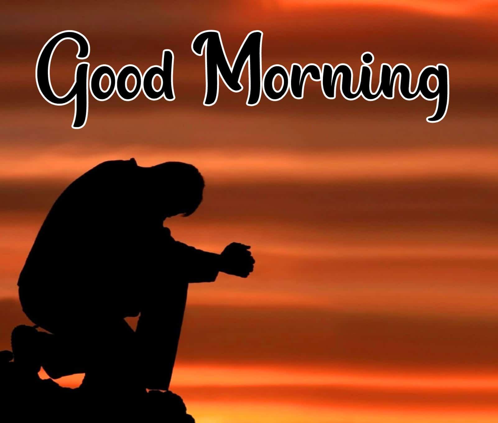 Jesus Pray Good Morning Images 87