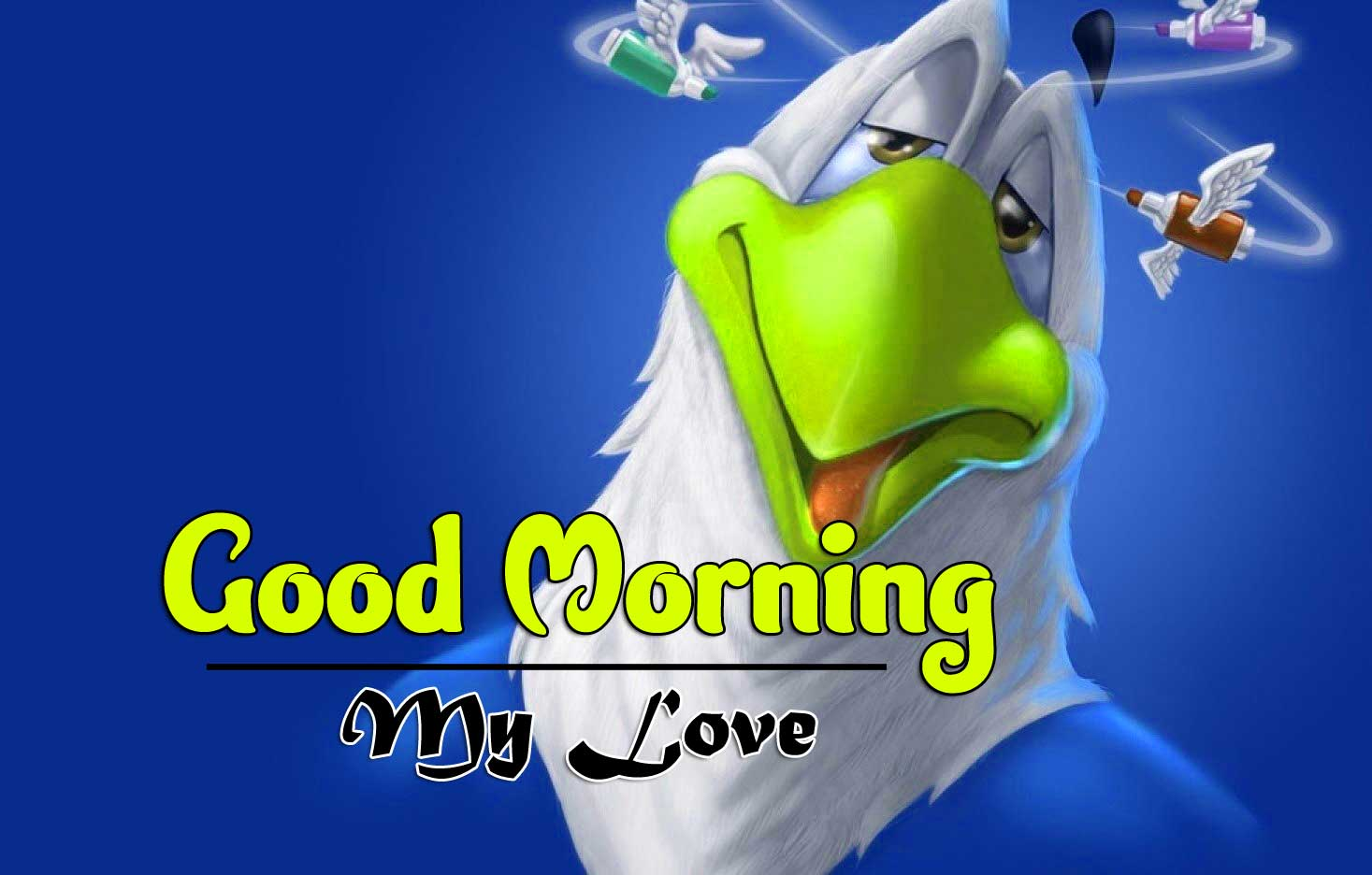 All Funny Good Morning Wallpaper Download