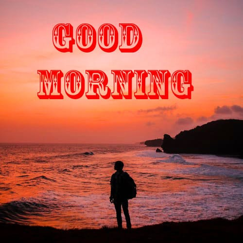 Alone Boy Good Morning Wishes Images Download 1