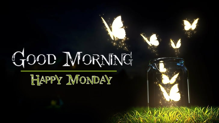 Free Latest Happy Monday Good Morning Pics Pictures Download 1