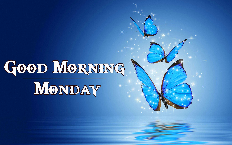 Free Latest Monday Good Morning Photo 1