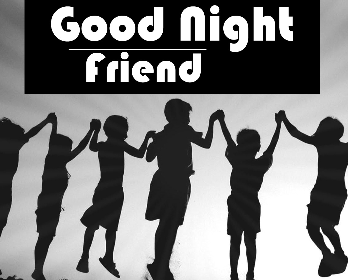 Good Night Images For Best Friends 2