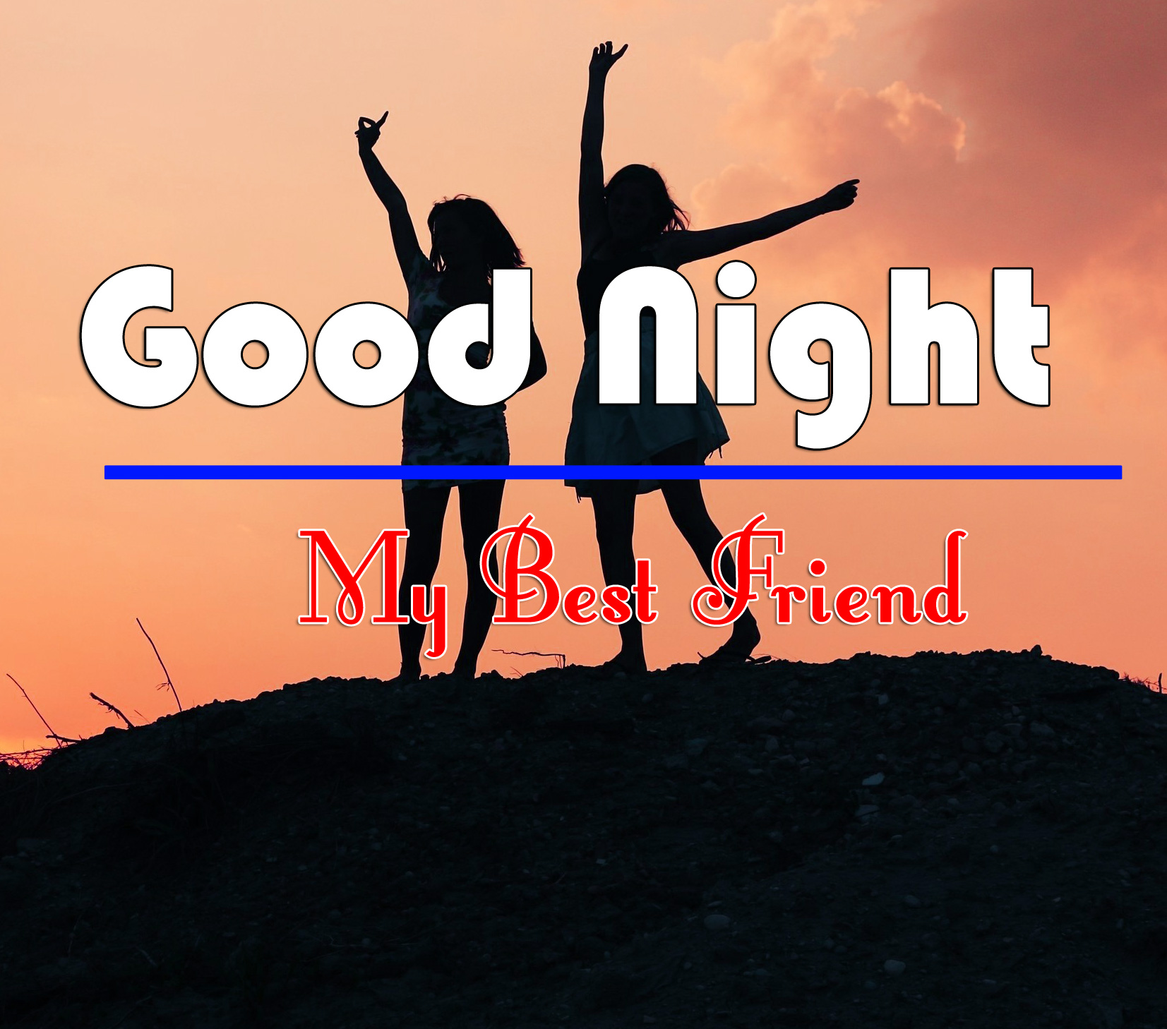 Good Night Images For Best Friends 3