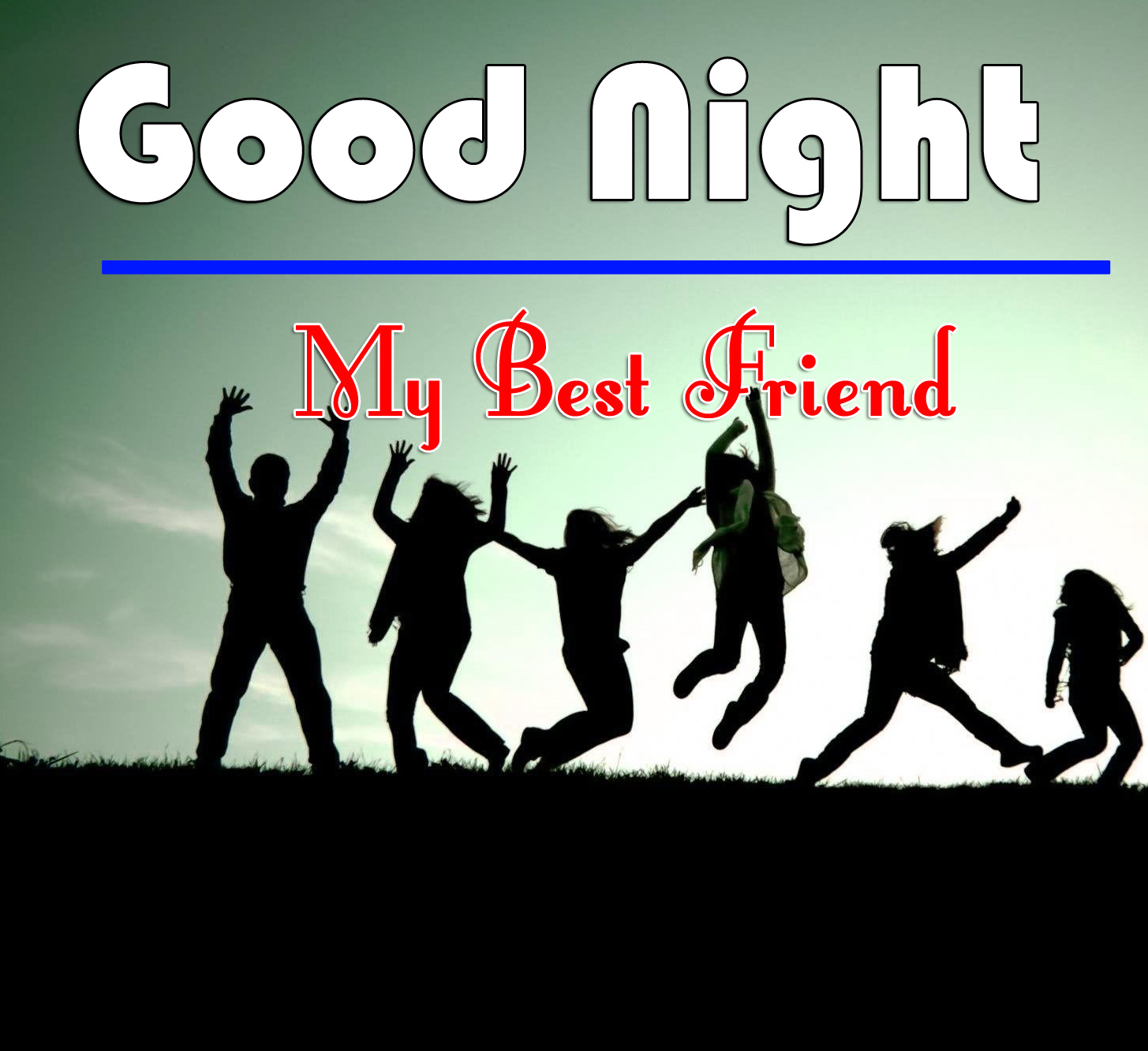 Good Night Images For Best Friends 7