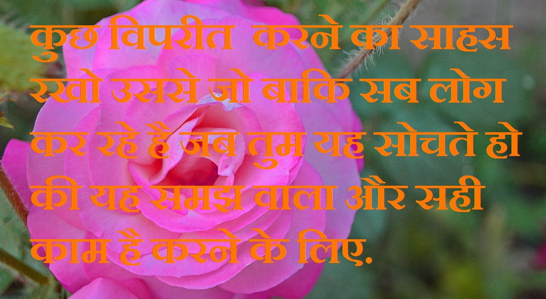Hindi Thoughts Wallpaper 7