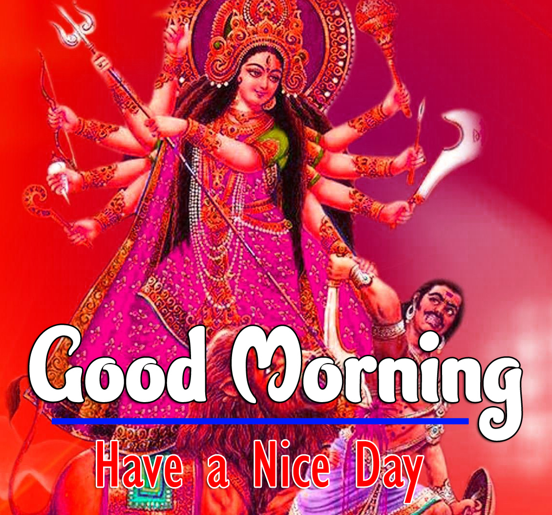 Jai Mata Di Good Morning Images 1