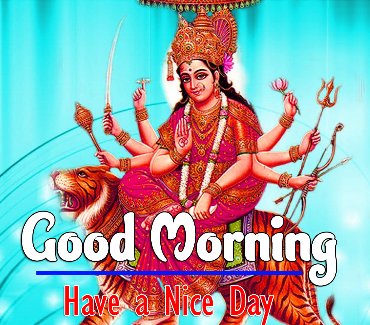 Jai Mata Di Good Morning Images 2