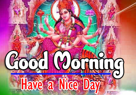 Jai Mata Di Good Morning Images 3