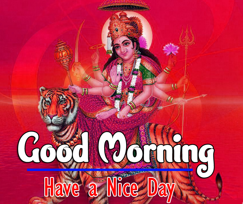 Jai Mata Di Good Morning Images 4