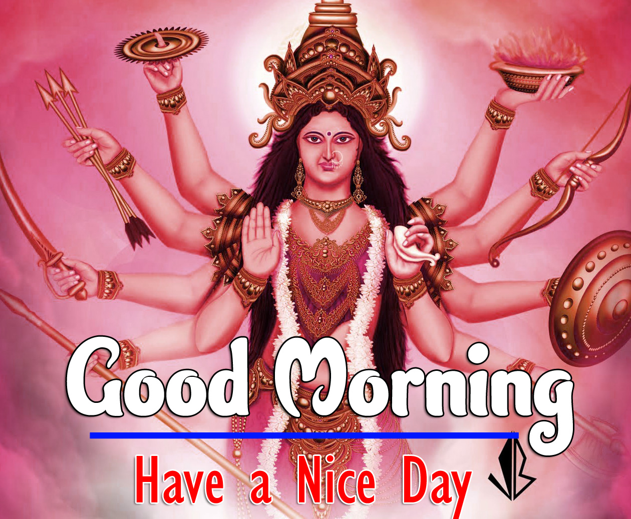 Jai Mata Di Good Morning Images 5