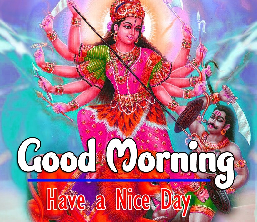 Jai Mata Di Good Morning Images 6