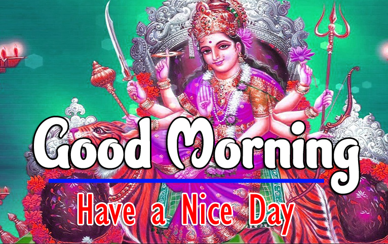 Jai Mata Di Good Morning Images 7