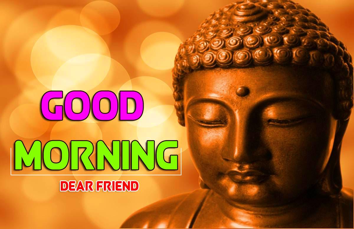 Lord Gautam Buddha Good Morning Wishes Pics Download