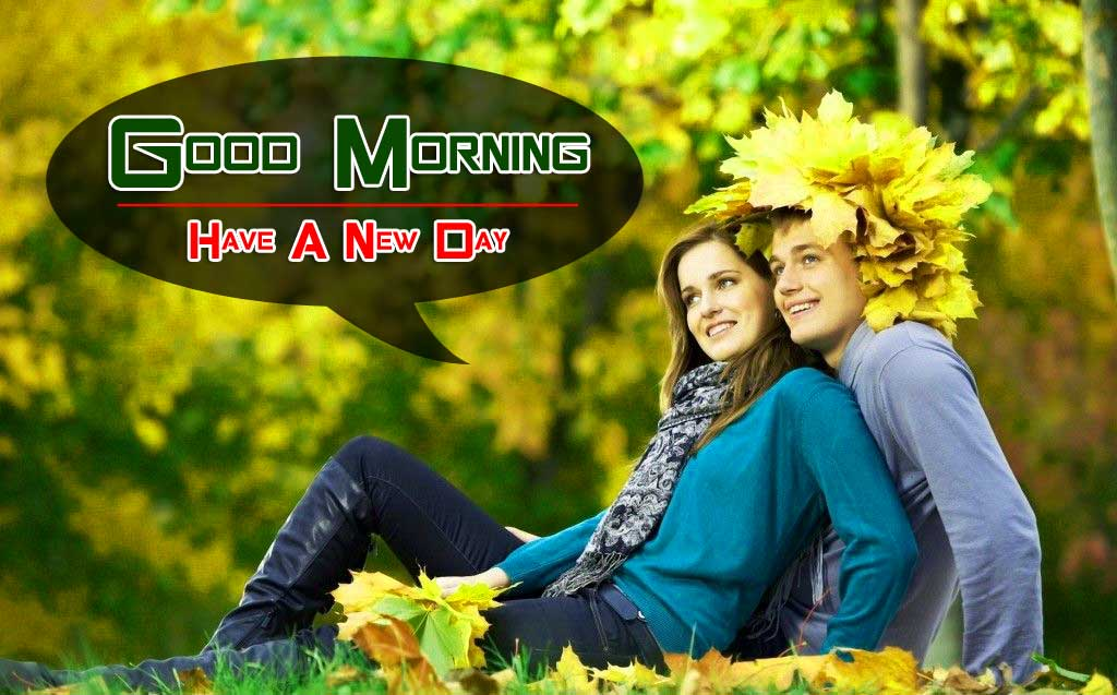 Love Couple Free Good Morning Images Pics Download