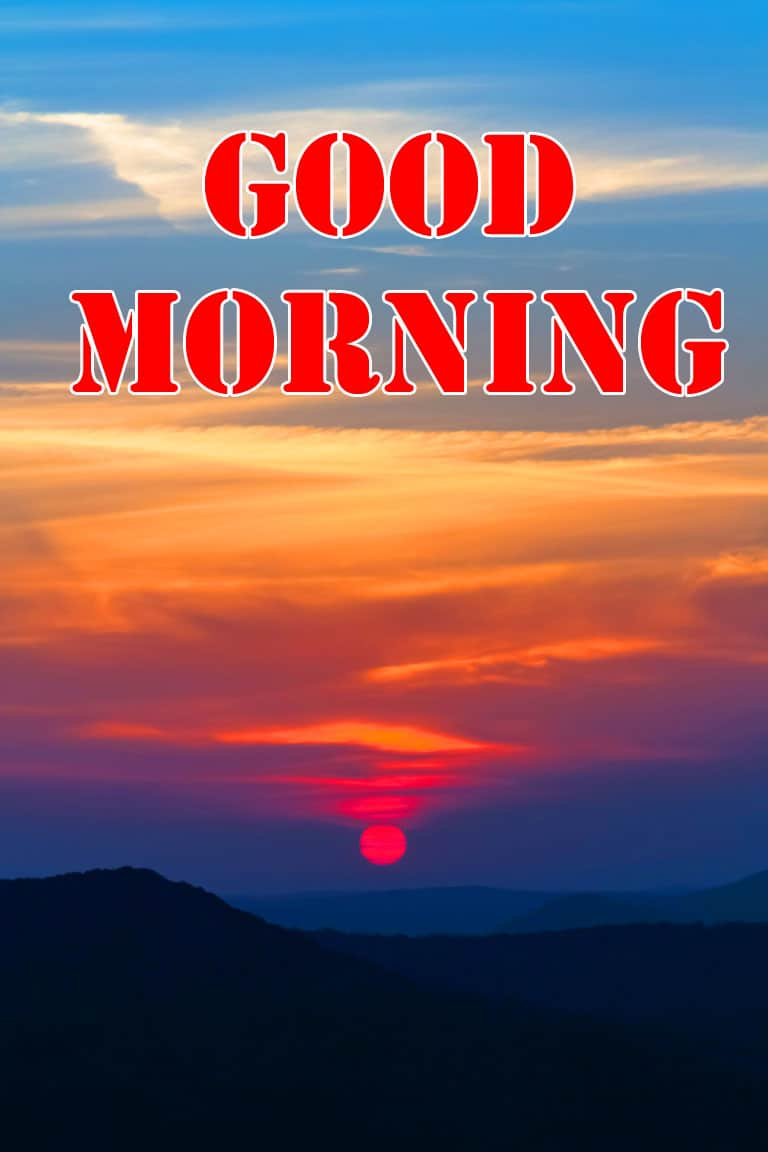 Sunrise Free Good Morning Wishes Images Download