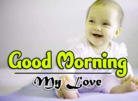 baby Boy Funny Good Morning Pics Download New
