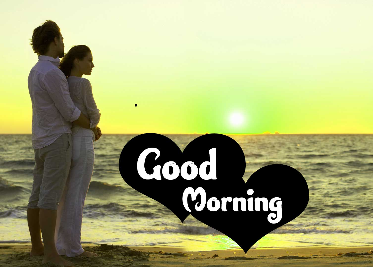 Beautiful Love Good Morning Wallpaper Download