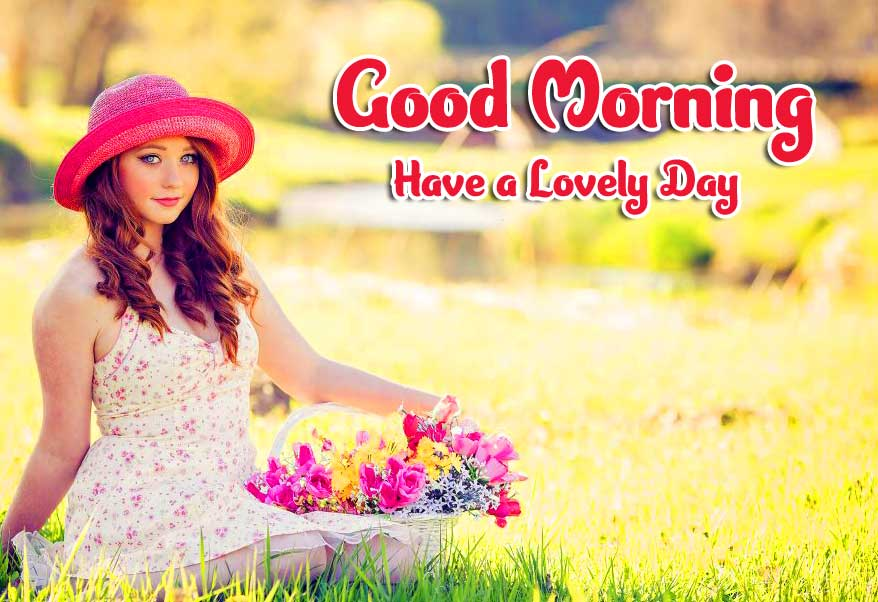 Best Good Morning Images pics Wallpaper for Girls